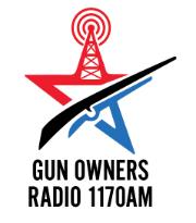 Gun Owners Radio logo