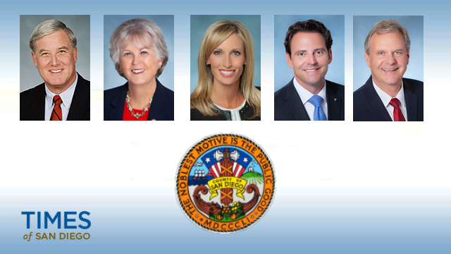 San Diego County Board of Supervisors