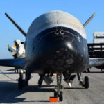 X-37B unmanned space plane