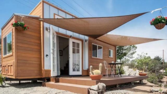 Moveable tiny home