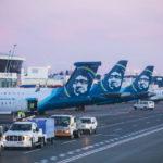 Alaska Airlines jets