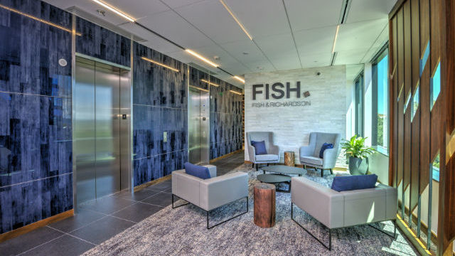 Fish & Richardson's new offices