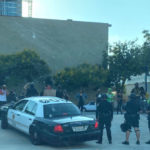 Protest at San Diego Police headquarters