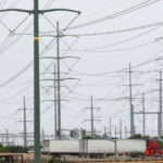 Power lines in Carlsbad