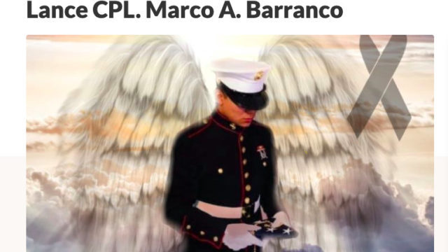 Marines Fatal Accident July 2020