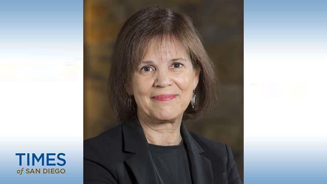 Christina Chambers, a professor of pediatrics at UCSD School of Medicine, was study co-principal investigator. Photo via ucsdnews.ucsd.edu