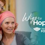 Wigs For Hope program illustration at Tri-City Hospital Foundation page on Facebook.