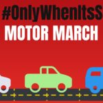 motor march poster