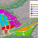 The 413-acre 3Roots project is east of Camino Santa Fe and south of Mira Mesa Boulevard.
