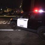 Crime scene in Barrio Logan
