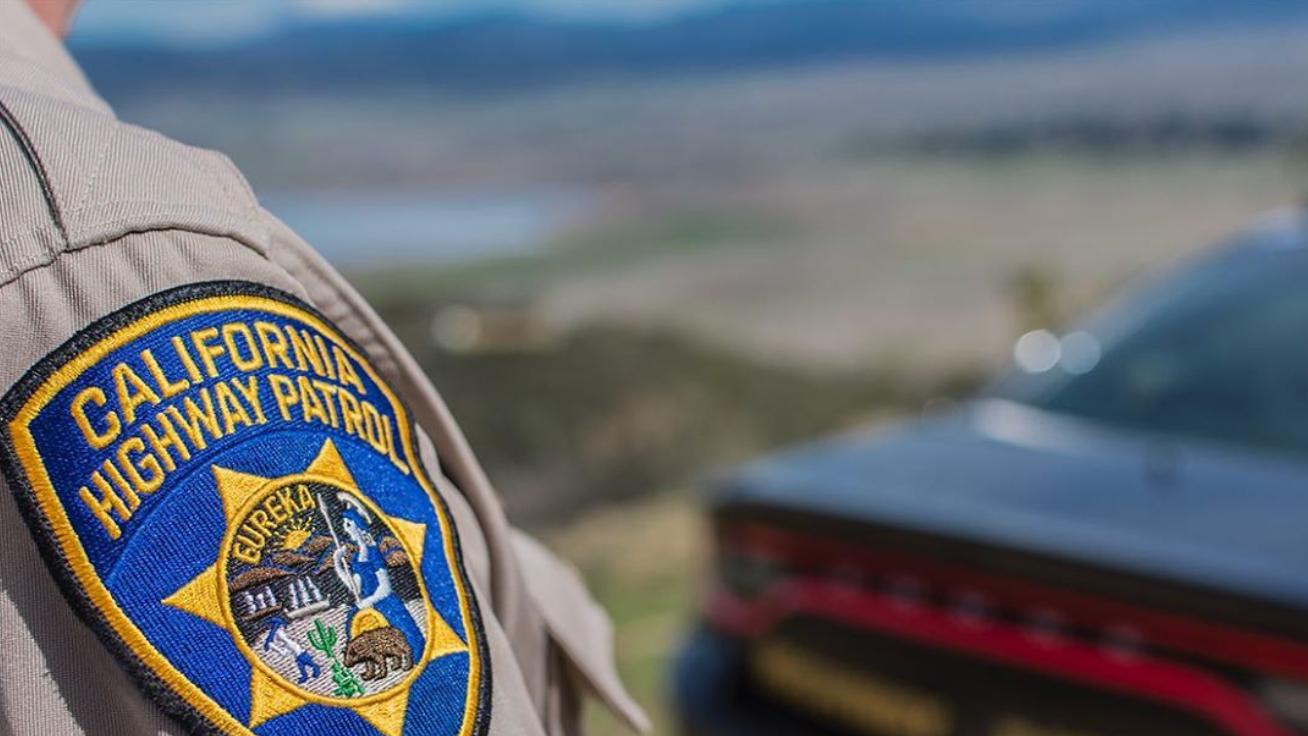 CHP uniform patch