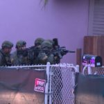 SWAT team approaches home in National City