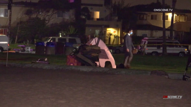 Police investigate fatal shooting of James Chase in Ocean Beach.