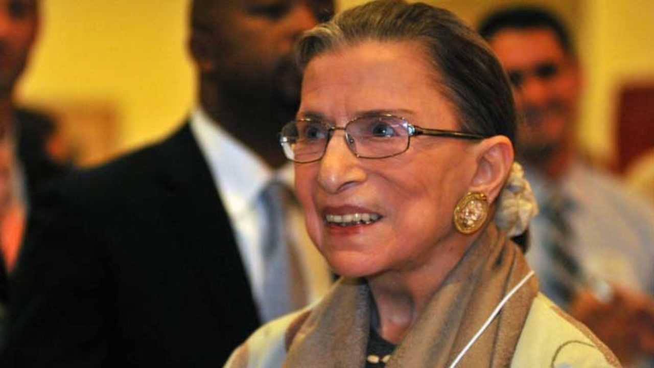 San Diego Political Factions Drop Fights To Mourn Justice Ruth Bader Ginsburg Times Of San Diego