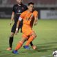 "Loyal midfielder Rubio Rubin's ""hat trick"" kept the soccer club's playoff hopes alive with three goals in Phoenix"