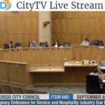 Council meeting.