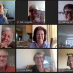 Inter-generational Zoom tutoring