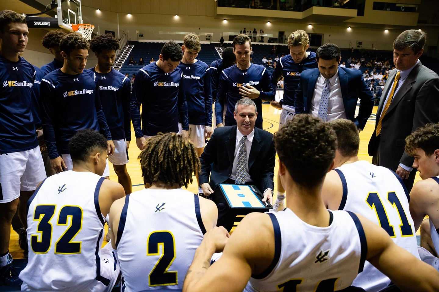UCSD Men's Basketball to Make Big West Debut Against Cal Poly in January - Times of San Diego
