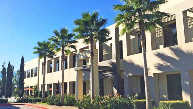 North American headquarters of Agena Bioscience is on San Diego's Eastgate Mall.