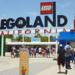 Entrance to Legoland California