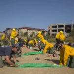 Military Wildfires Camp Pendleton