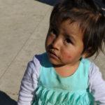 Migrant child