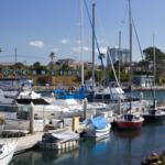 Oceanside Harbor.
