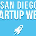 San Diego Startup Week banner