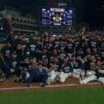 American League Postseason Baseball