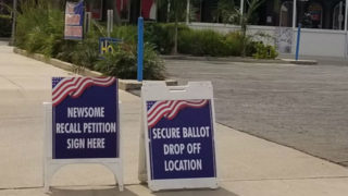 Unauthorized ballot drop off