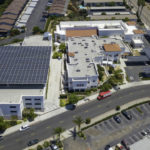 Solar panels on a nonprofit in Vista