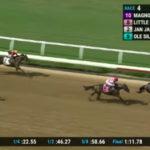 Horse Racing Injuries Del Mar
