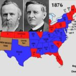 Rutherford B. Hayes (left) defeated Samuel Tilden in the 1876 presidential race with parallels to 2020.
