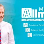 San Dieguito schools Trustee-elect Michael Allman, shown in his Facebook page, is a tech entrepreneur who ran for Congress in 2018 and founded Voterfied, a Web platform for candidates and elected officials.