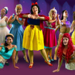 """The cast of """"Disenchanted"""""""