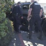 South Bay police chase pedestrian