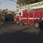 South Bay House Fire Garage