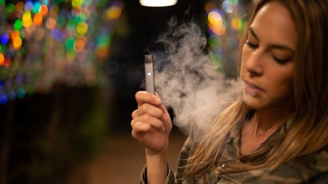 Flavored e cigarette
