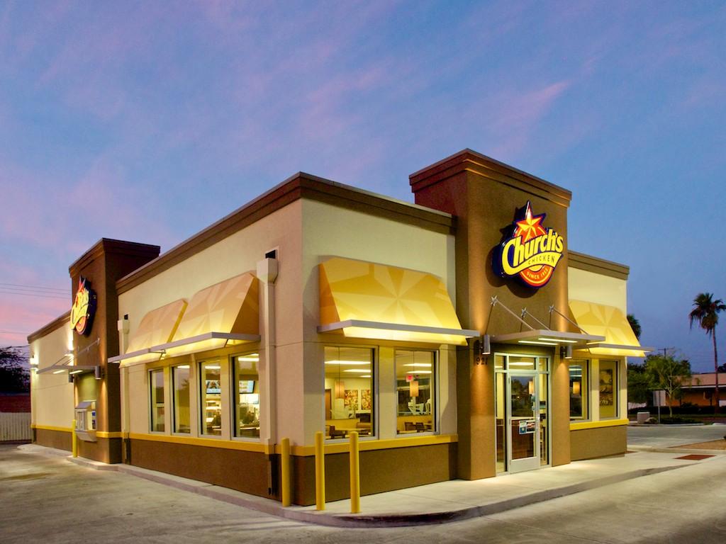 Photo of San Diego Investment Firm Buying Church's Chicken Restaurant Chain